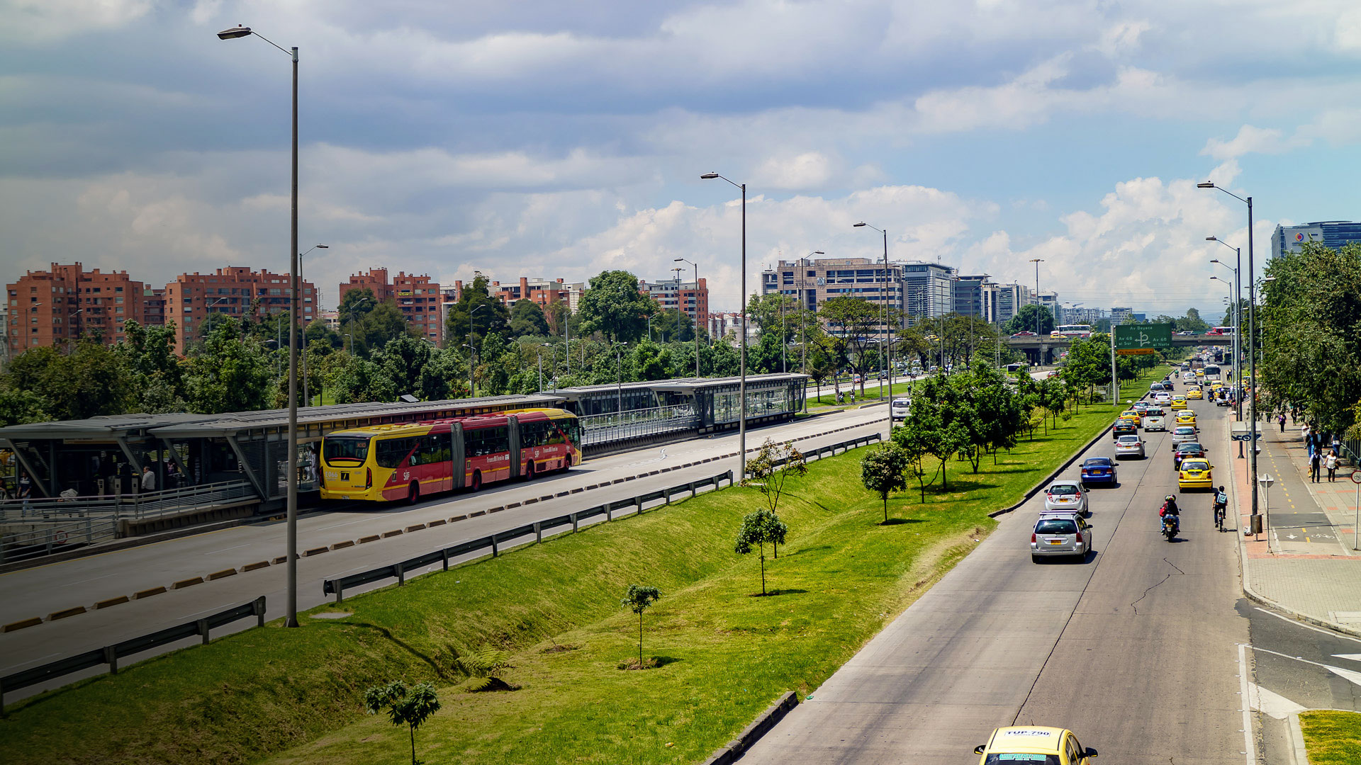4G roads and advances in financial closures