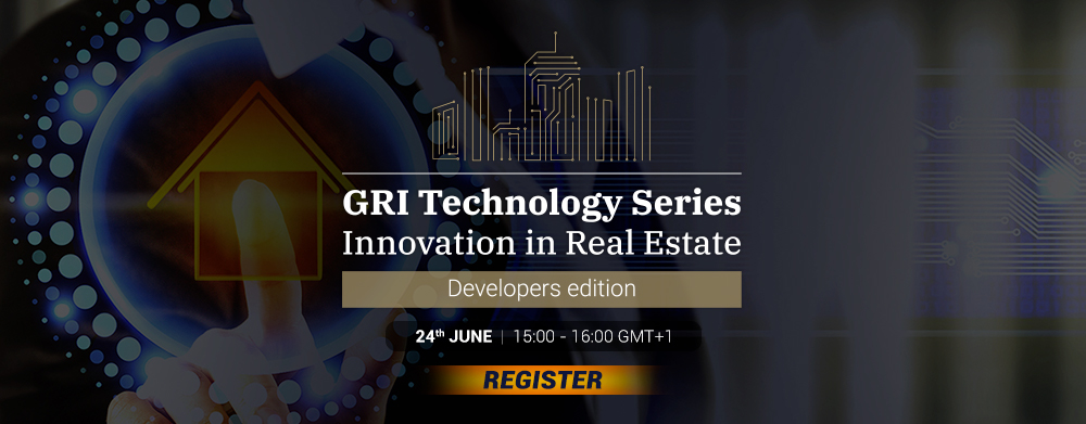 GRI Technology Series - Innovation in real estate (Developers edition)