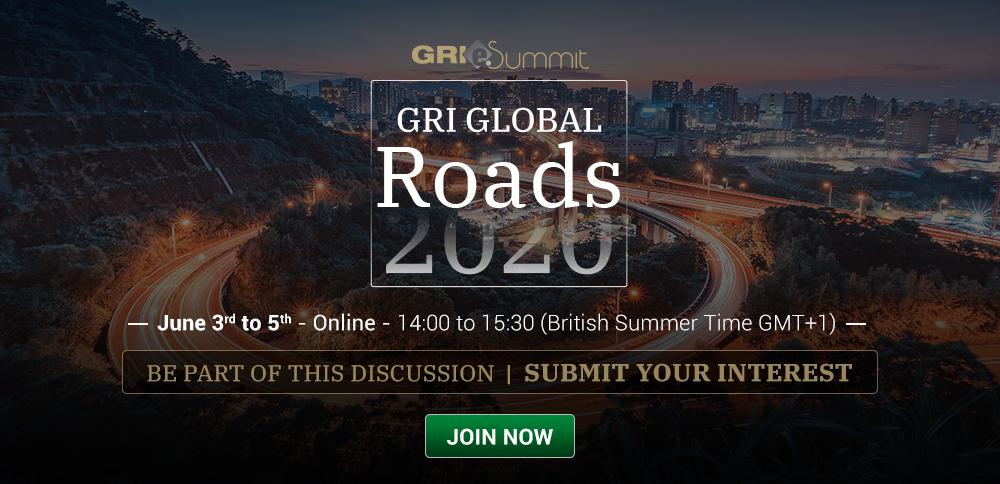 GRI GLOBAL ROADS  eSUMMIT