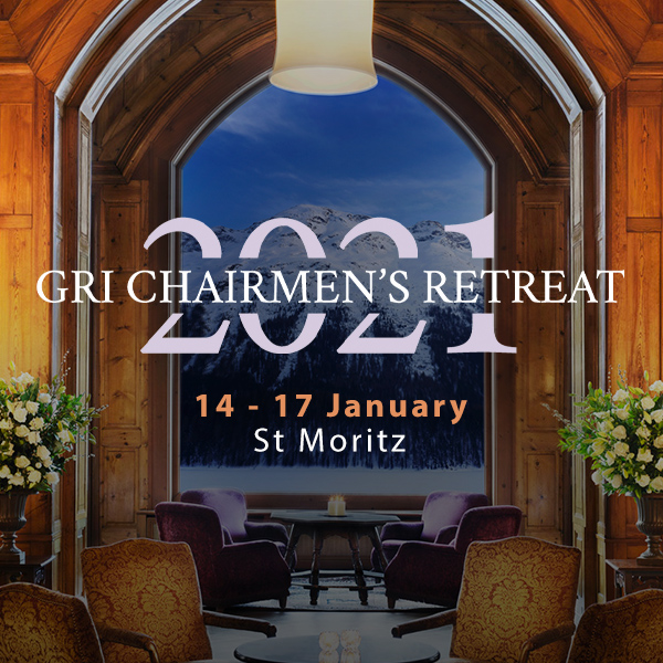 GRI Chairmen's Retreat 2021