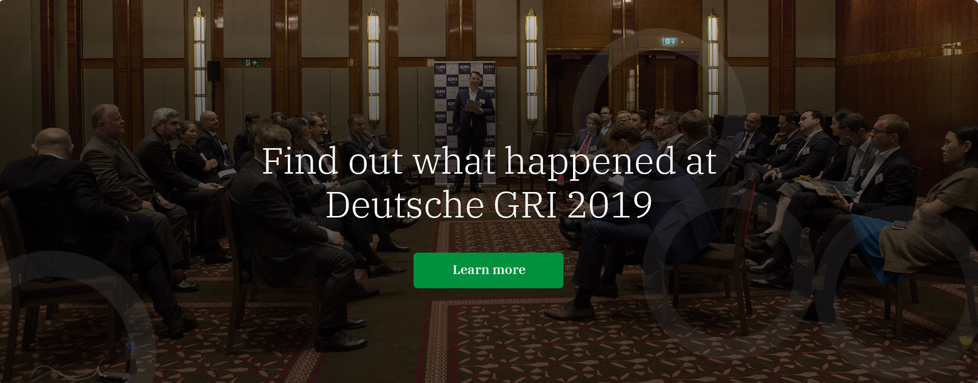 Deutsche GRI 2019: RE Leaders Find Reasons to be Optimistic in Late Cycle