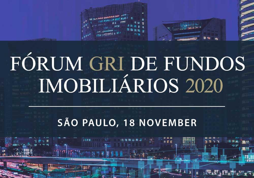 Fórum GRI de Fundos Imobiliários