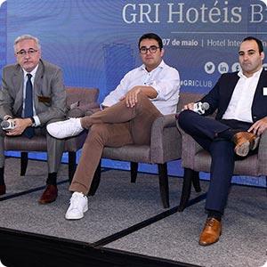 Futuro do setor é tema do GRI Hotéis Brasil 2019