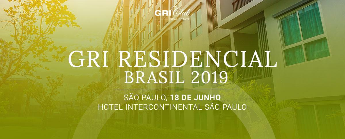 GRI Residencial Brasil 2019