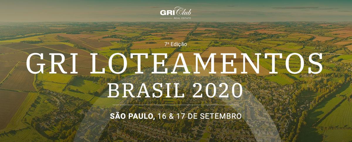 GRI Loteamentos Brasil 2020