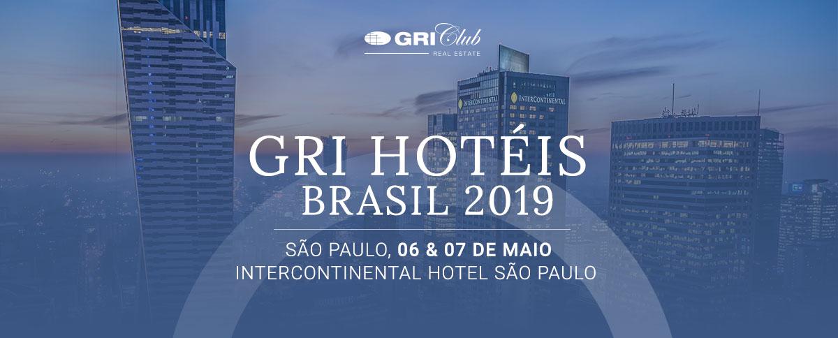 GRI Hotéis Brasil 2019