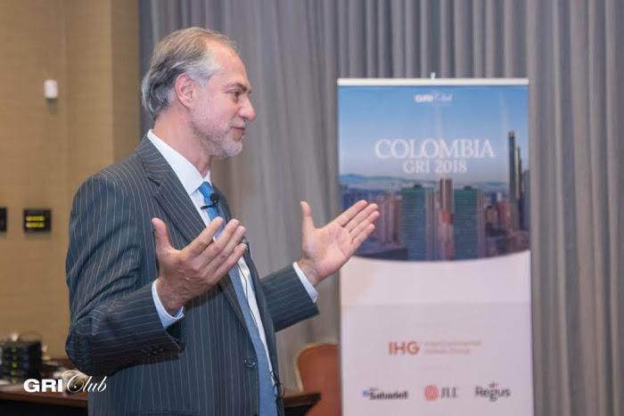 Eduardo Uribe Ordoñez, Vice Presidente Comercial Banca Inmobiliaria de Bancolombia