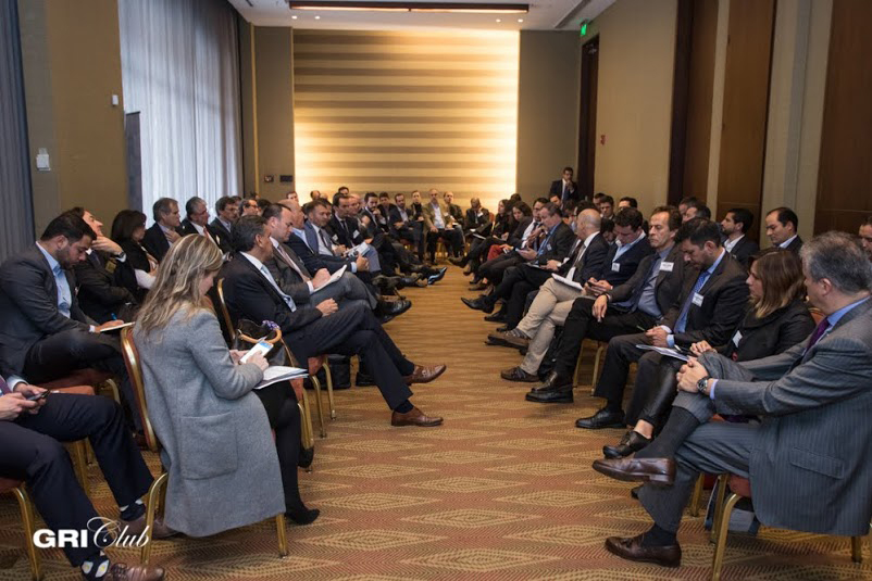 Over 100 leading real estate executives attended its last edition