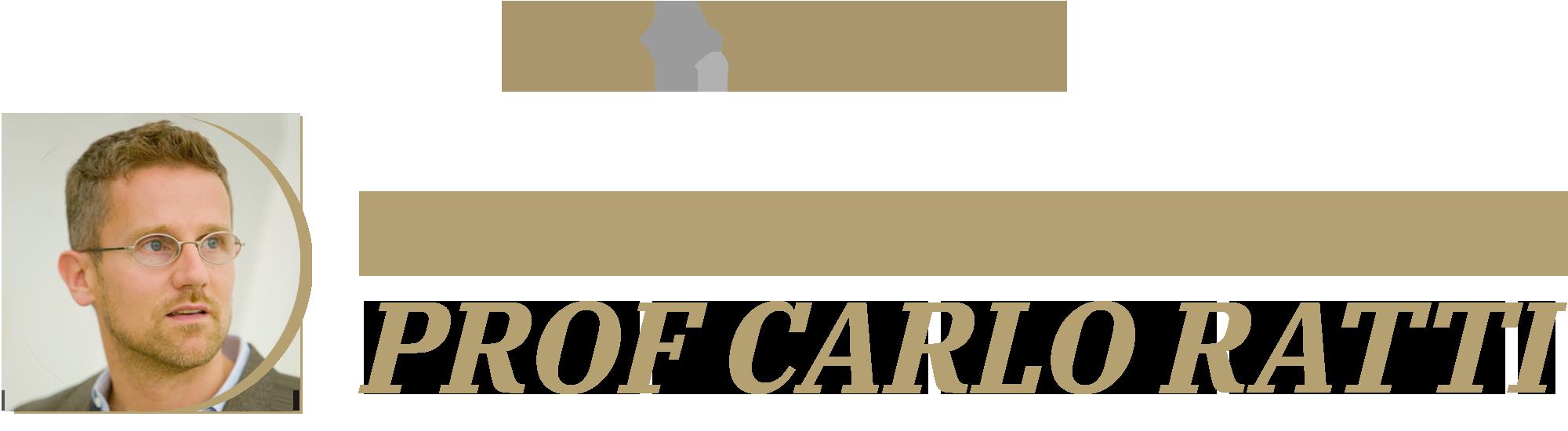 GRI Game Changers Series: Carlo Ratti