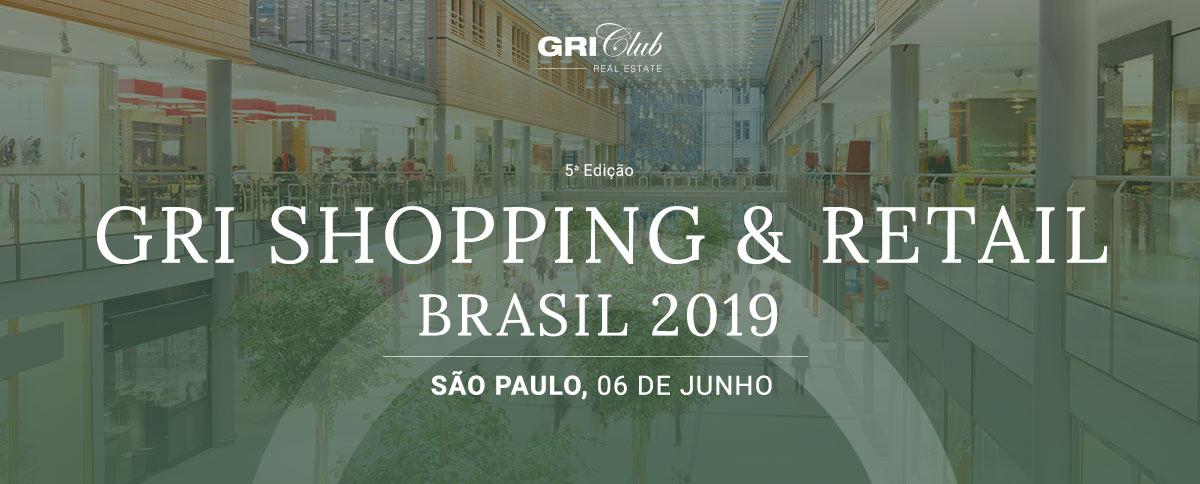 GRI Shopping & Retail Brasil 2019