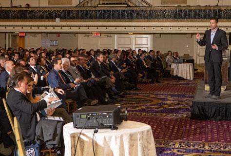 Wayne Berger, CEO Canadá y Latin America de IWG