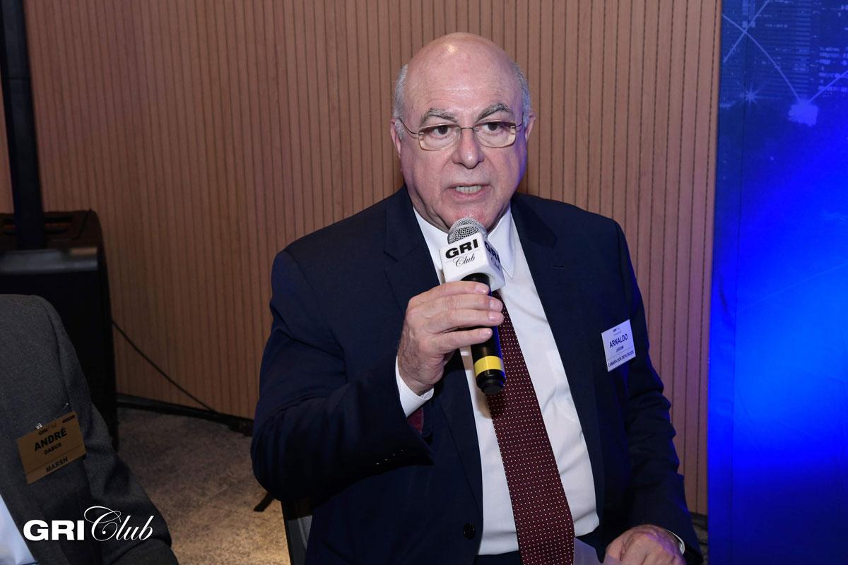Arnaldo jardim (Cidadania-SP) / Crédito: GRI Club/ Flávio Guarnieri