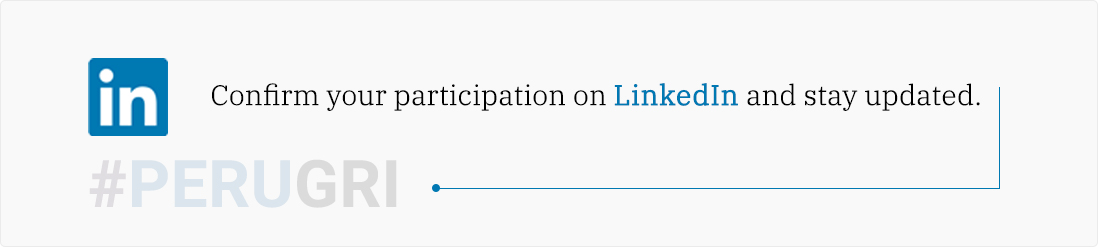 Confirm your participation on LinkedIn and stay updated.
