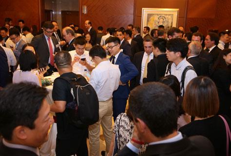 Networking de alto-nível com os líderes das principais estatais chinesas